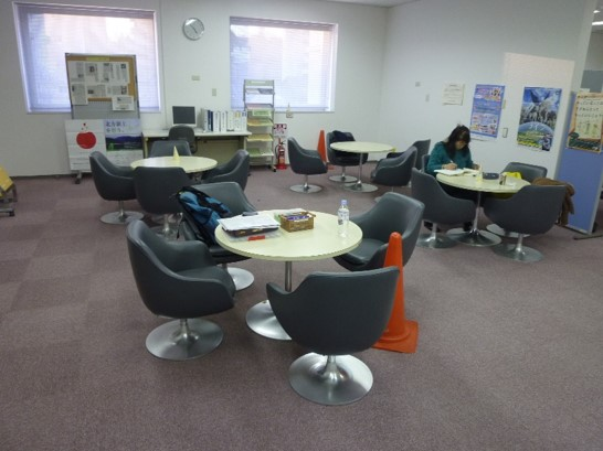 Japanese class place