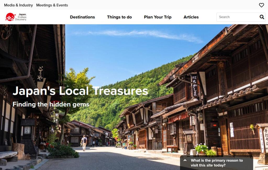 JNTO Japan National Tourism Organization 