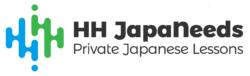 japanese tutoring HH JapaNeeds logo