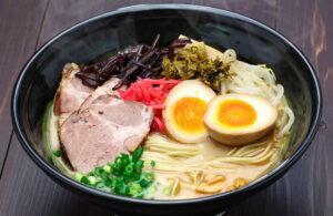 Ramen noodle picture