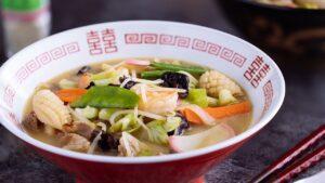 Chanpon noodle picture