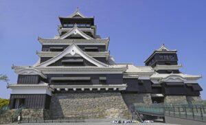 Kumamoto castle picture