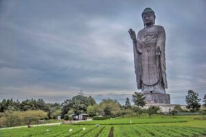 Ushiku buddha Picture
