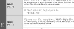 Honorific Master picture Japanese tutor lessons