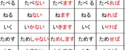 verb-five-stage verbs